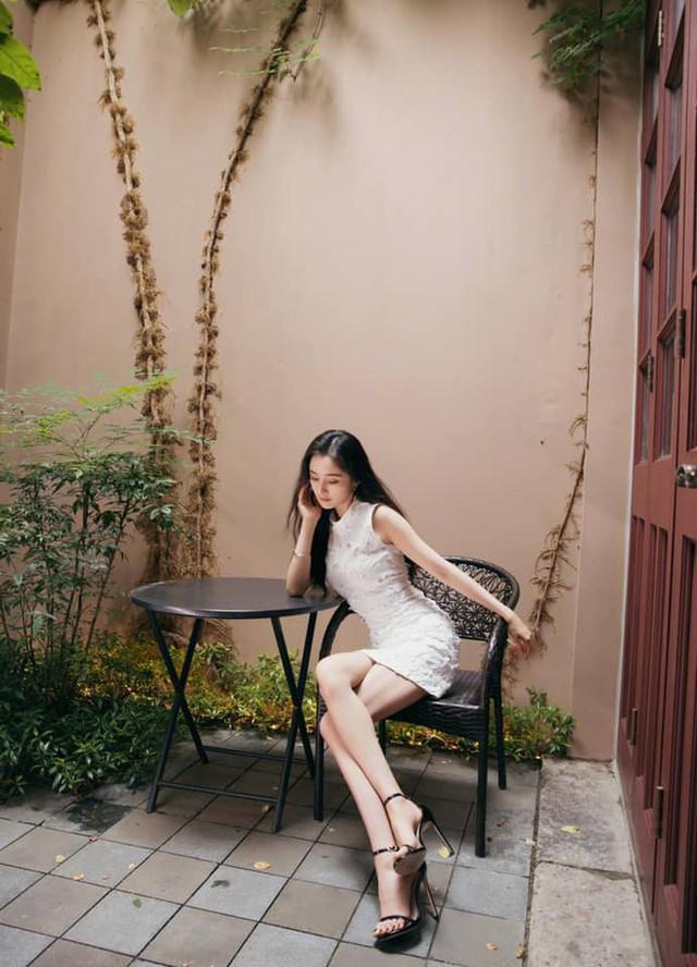 Sau ly hôn, Dương Mịch ngày càng quyến rũ - Ảnh 3.