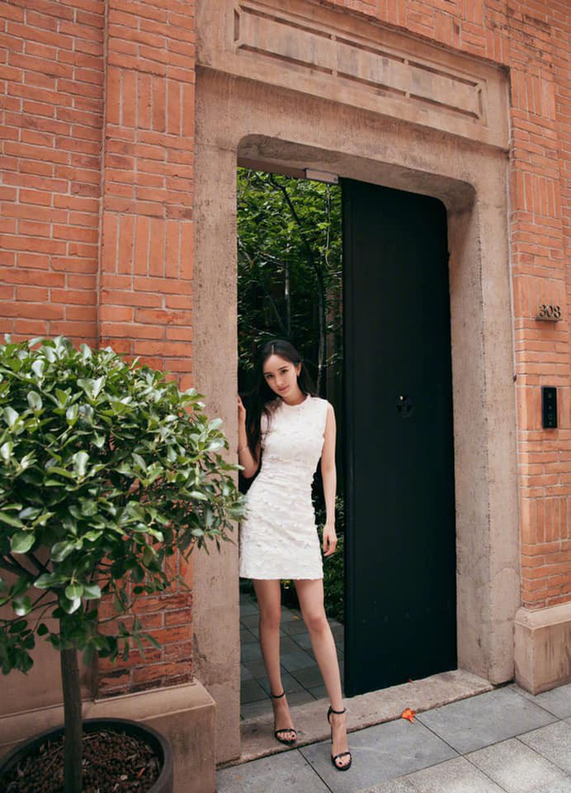 Sau ly hôn, Dương Mịch ngày càng quyến rũ - Ảnh 5.