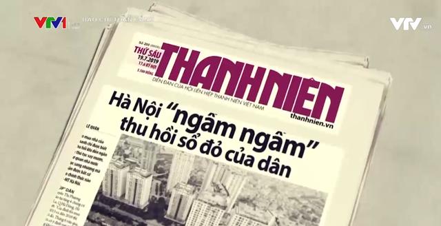 Vụ thu hồi sổ hồng người dân Mường Thanh: Khi người dân bị đánh úp? - Ảnh 1.