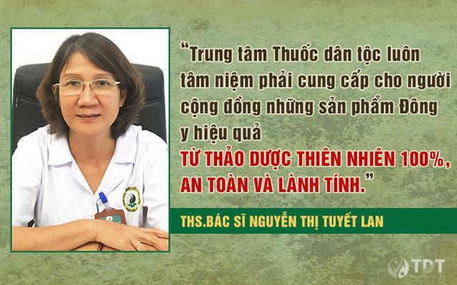 Bài thuốc chữa bệnh trĩ của Trung tâm Thuốc dân tộc - Hiệu quả từ thảo dược thiên nhiên - Ảnh 3.