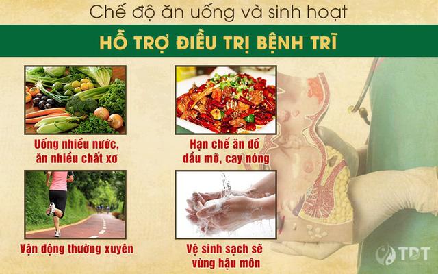 Bài thuốc chữa bệnh trĩ của Trung tâm Thuốc dân tộc - Hiệu quả từ thảo dược thiên nhiên - Ảnh 4.