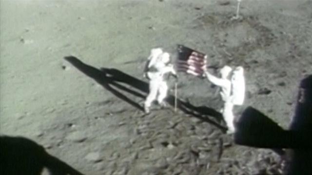 50 năm du hành khám phá mặt trăng - Ảnh 1.
