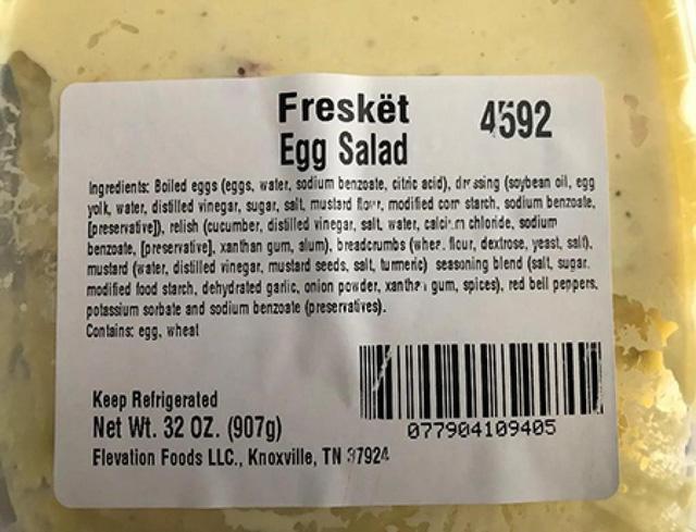 Mỹ thu hồi salad của nhiều hãng do lo ngại nhiễm khuẩn - Ảnh 1.