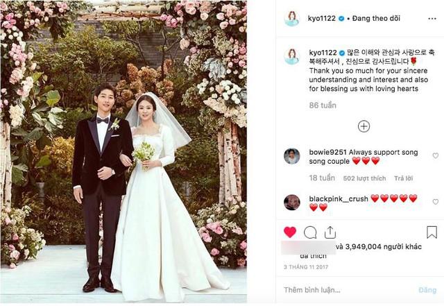 Hậu ly hôn, Song Hye Kyo xóa sạch ảnh chung với Song Joong Ki - Ảnh 2.