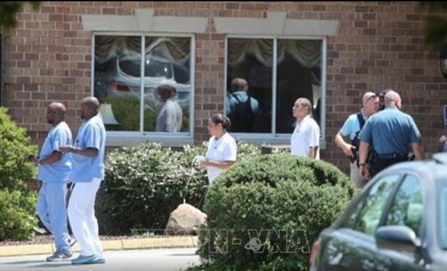 Tấn công tại nhà dưỡng lão ở Mỹ, 2 người thiệt mạng - Ảnh 3.