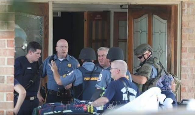 Tấn công tại nhà dưỡng lão ở Mỹ, 2 người thiệt mạng - Ảnh 2.