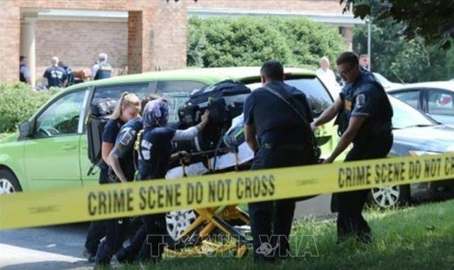 Tấn công tại nhà dưỡng lão ở Mỹ, 2 người thiệt mạng - Ảnh 1.