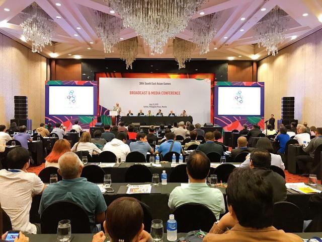 Hội nghị Truyền hình SEA Games 30 tại Philippines - Ảnh 4.