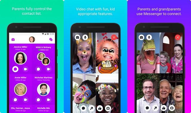 Phát hiện lỗi trong ứng dụng Messenger Kids của Facebook - Ảnh 1.