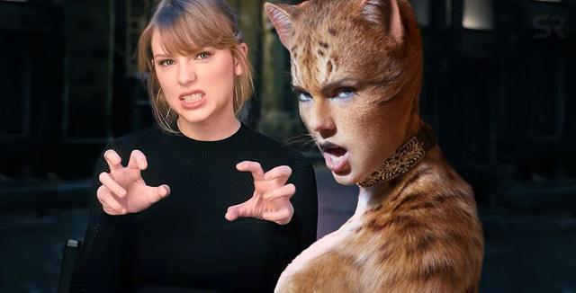"""Taylor Swift và dàn sao """"cực khủng"""" cùng xuất hiện trong siêu phẩm nhạc kịch """"Cats"""" - Ảnh 2."""