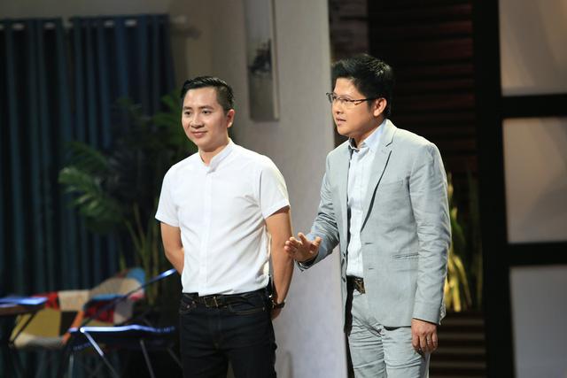 """Cặp đôi song Dũng """"song kiếm hợp bích"""" thành công kêu gọi 6 triệu USD tại Shark Tank Việt Nam - Ảnh 3."""