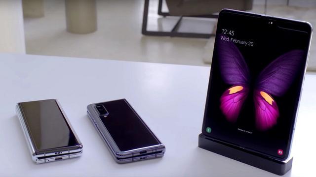 Chú ý: Galaxy Fold sẽ được bán ra vào tháng 9 tới! - Ảnh 2.