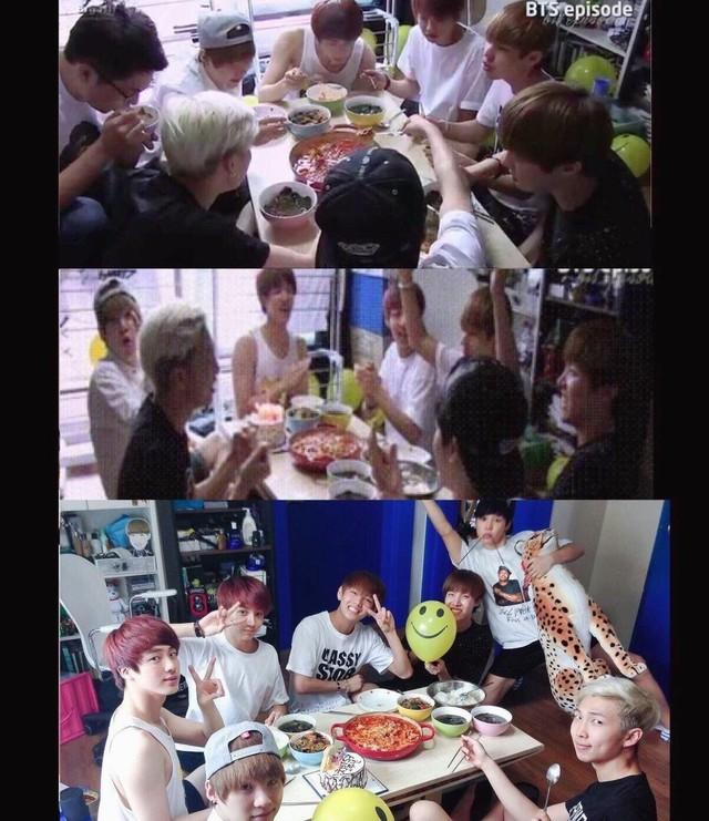BTS khiến fan rơi nước mắt vì chi tiết nhỏ này trong ký túc xá - Ảnh 3.