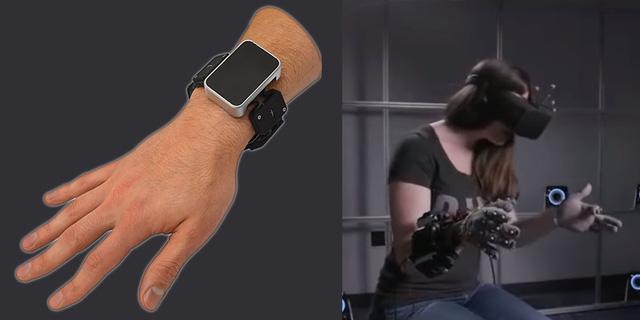 Facebook phát triển vòng tay hỗ trợ chơi VR, không cần remote - Ảnh 2.