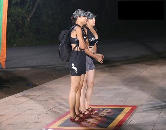 Hành trình đầy niềm vui và nước mắt của Hoa hậu Kỳ Duyên, Minh Triệu tại Cuộc đua kỳ thú 2019 - Ảnh 7.