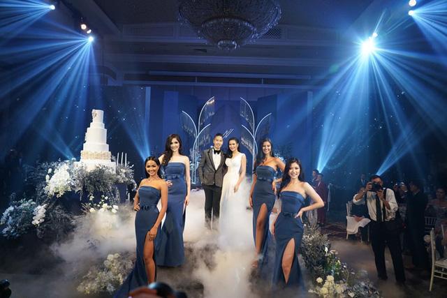 HHen Niê làm phù dâu, tặng quà cưới đặc biệt cho Hoa hậu Hoàn vũ Thái Lan - Ảnh 1.