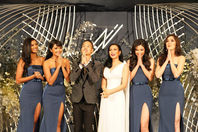 HHen Niê làm phù dâu, tặng quà cưới đặc biệt cho Hoa hậu Hoàn vũ Thái Lan - Ảnh 4.