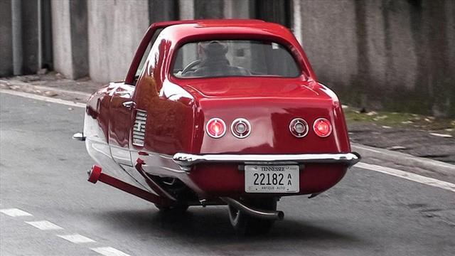 Cận cảnh xe hơi hơn 50 tuổi được rao bán với giá 130 tỉ đồng - Ảnh 1.