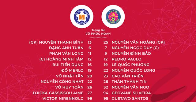 SHB Đà Nẵng 4-1 CLB Sài Gòn: Đỗ Merlo lập cú đúp, SHB Đà Nẵng giành 3 điểm thuyết phục! - Ảnh 1.