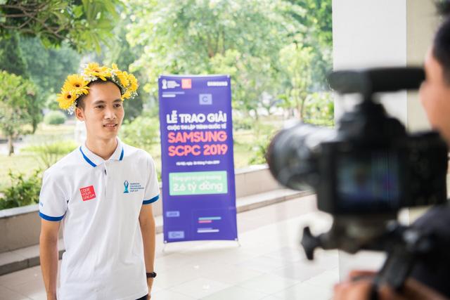 """Trao giải cuộc thi lập trình SCPC 2019: Quả ngọt từ sân chơi """"lập trình ước mơ"""" - Ảnh 3."""