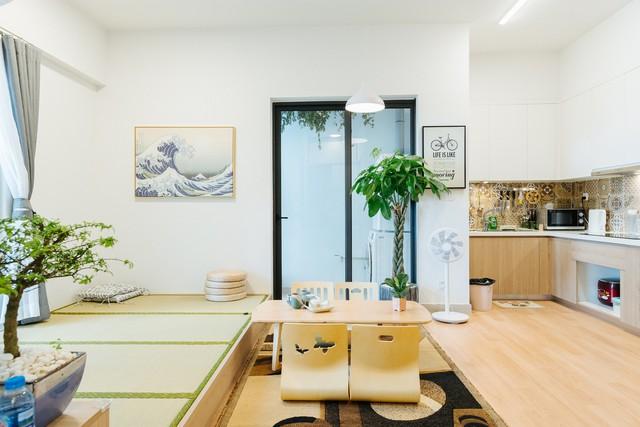 Không gian sống xanh và tối giản đáng mơ ước của một gia đình trẻ ở Hà Nội - Ảnh 3.