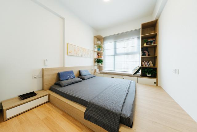 Không gian sống xanh và tối giản đáng mơ ước của một gia đình trẻ ở Hà Nội - Ảnh 5.