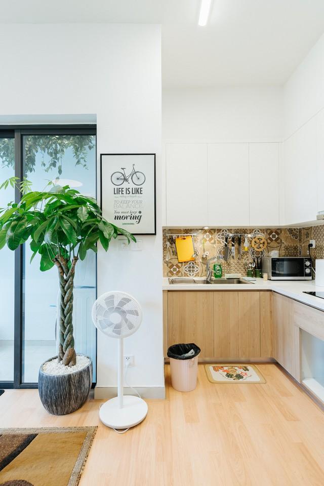 Không gian sống xanh và tối giản đáng mơ ước của một gia đình trẻ ở Hà Nội - Ảnh 13.