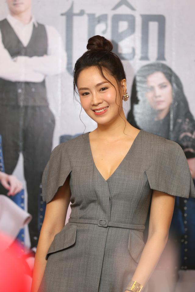 Hồng Diễm đẹp yêu kiều sánh vai cùng con gái Lương Thanh quyến rũ - Ảnh 1.