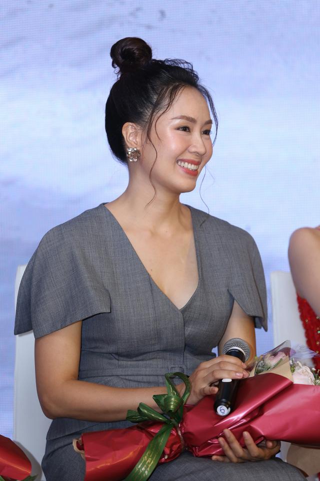 Hồng Diễm đẹp yêu kiều sánh vai cùng con gái Lương Thanh quyến rũ - Ảnh 3.