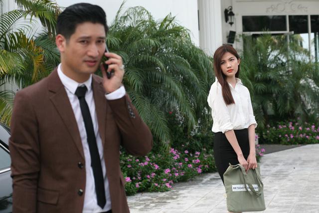 Phim mới Hoa hồng trên ngực trái: Hồng Diễm hóa người vợ bị phụ bạc, Lương Thanh thành kẻ thứ 3 trơ tráo - Ảnh 3.