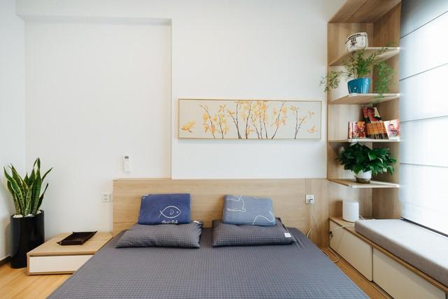 Không gian sống xanh và tối giản đáng mơ ước của một gia đình trẻ ở Hà Nội - Ảnh 6.