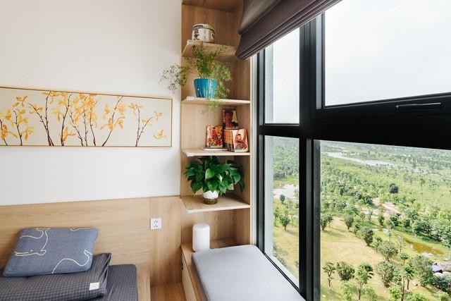 Không gian sống xanh và tối giản đáng mơ ước của một gia đình trẻ ở Hà Nội - Ảnh 7.