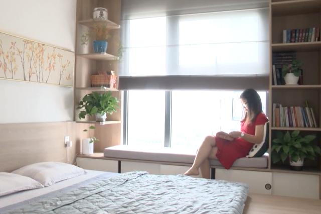 Không gian sống xanh và tối giản đáng mơ ước của một gia đình trẻ ở Hà Nội - Ảnh 2.