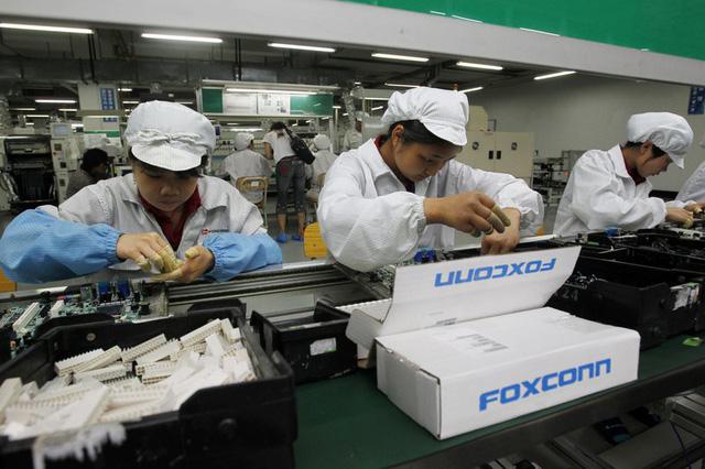 Foxconn hối hả tuyển quân chuẩn bị cho sự ra mắt iPhone 11 - Ảnh 1.