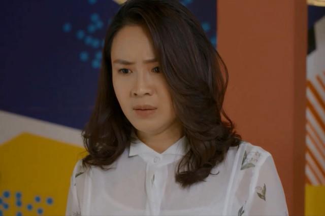 Hồng Diễm bất ngờ khi Lương Thanh nhận vai kẻ thứ 3 tranh chồng - Ảnh 2.