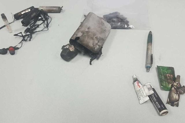 Sạc dự phòng của du khách bất ngờ phát nổ tại sân bay Thái Lan - Ảnh 2.