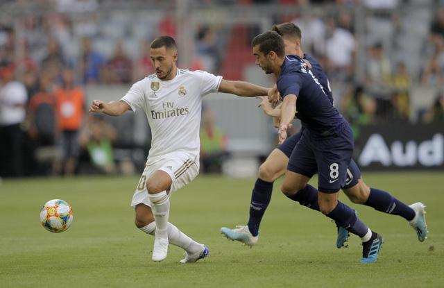 Dải ngân hà Real Madrid tiếp tục thua bạc nhược - Ảnh 1.
