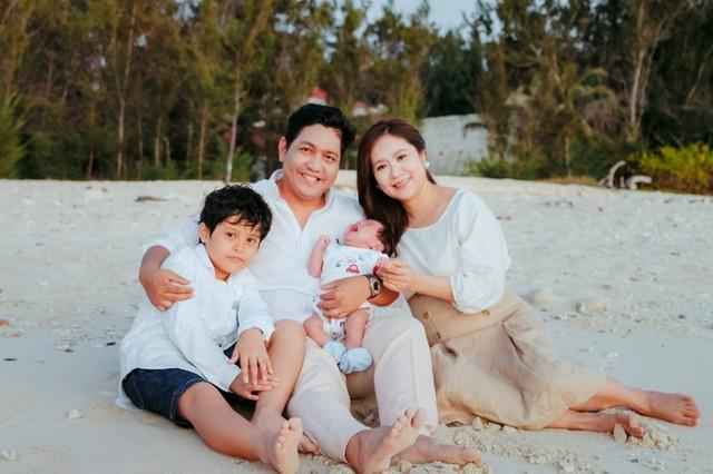 Diễn viên Thanh Thúy nhớ về thời kỳ tuyệt vọng khi không mang thai - Ảnh 1.