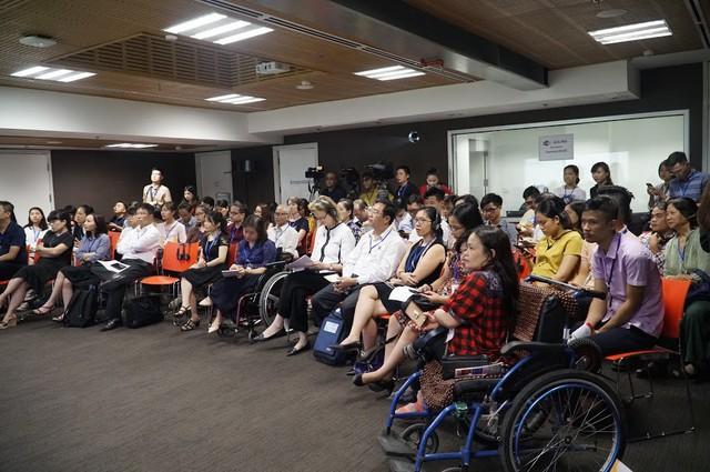 Phát động cuộc thi Giải pháp sáng tạo cải thiện tiếp cận cho người khuyết tật - Ảnh 2.
