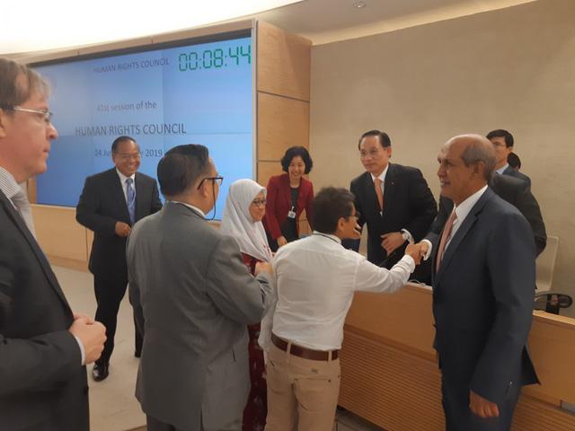 Việt Nam chấp thuận gần 83% khuyến nghị trong khuôn khổ cơ chế Rà soát Định kỳ Phổ quát chu kỳ III về quyền con người - Ảnh 2.