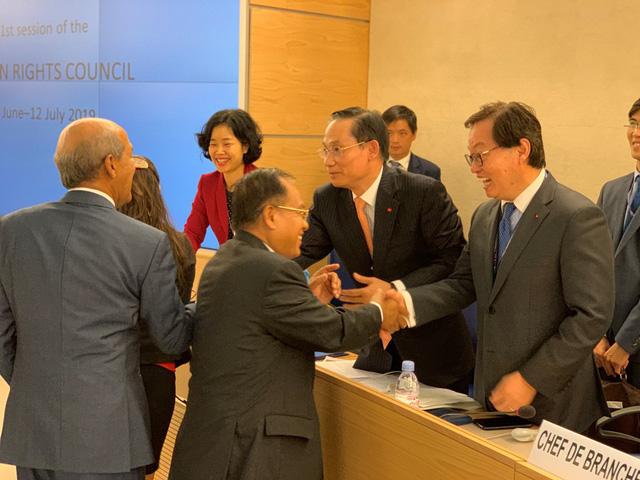 Việt Nam chấp thuận gần 83% khuyến nghị trong khuôn khổ cơ chế Rà soát Định kỳ Phổ quát chu kỳ III về quyền con người - Ảnh 3.