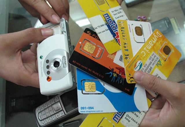 Hơn 1,8 triệu SIM rác bị thu hồi - Ảnh 1.