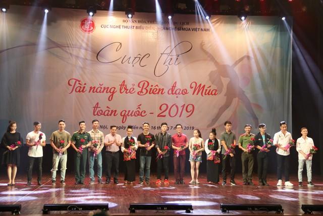 Sơ khảo Cuộc thi Tài năng trẻ Biên đạo Múa toàn quốc 2019: Nơi các tài năng biên đạo múa cả nước hội tụ - Ảnh 3.