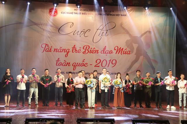 Sơ khảo Cuộc thi Tài năng trẻ Biên đạo Múa toàn quốc 2019: Nơi các tài năng biên đạo múa cả nước hội tụ - Ảnh 1.