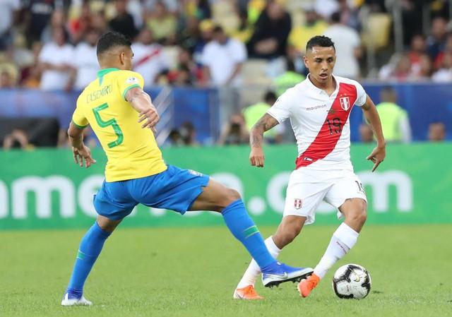 ẢNH: Jesus nhận thẻ đỏ, Brazil vẫn vô địch Copa America sau 12 năm chờ đợi - Ảnh 13.