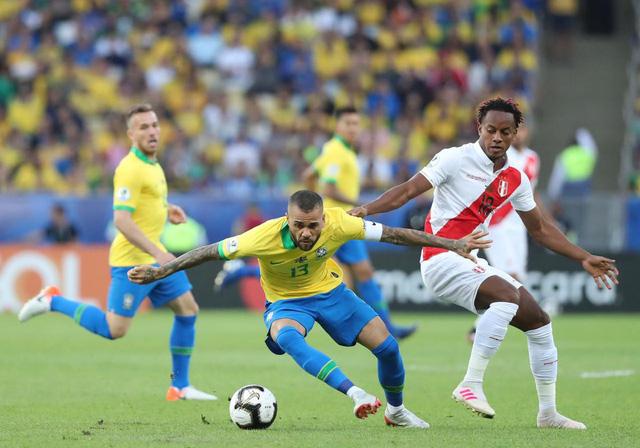 ẢNH: Jesus nhận thẻ đỏ, Brazil vẫn vô địch Copa America sau 12 năm chờ đợi - Ảnh 11.