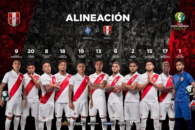 Chung kết Copa America 2019, Brazil 3-1 Peru: 90 phút kịch tính, chức vô địch xứng đáng - Ảnh 3.