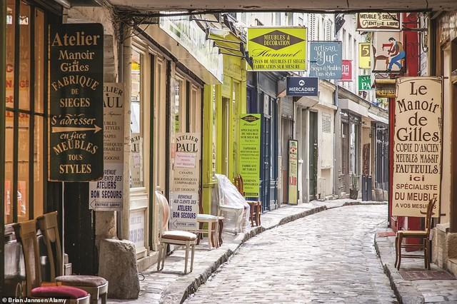 Lý giải vì sao Paris được mệnh danh là thành phố lãng mạn nhất thế giới - Ảnh 13.