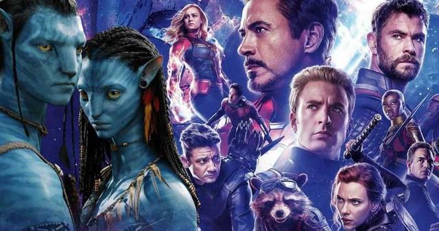 """Công chiếu phiên bản mới, """"Avengers: Endgame"""" sắp vượt mặt """"Avatar"""" - Ảnh 1."""