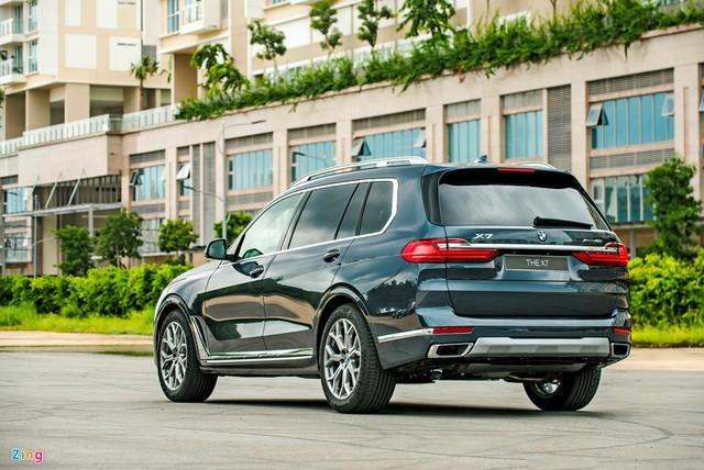 BMW X7 mới chính thức ra mắt tại Việt Nam - Ảnh 1.